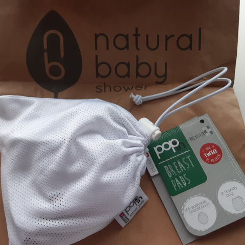 Close pop-in Reusable Breast Pads Review