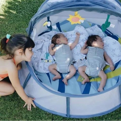 Tips for keeping your baby cool in Summer