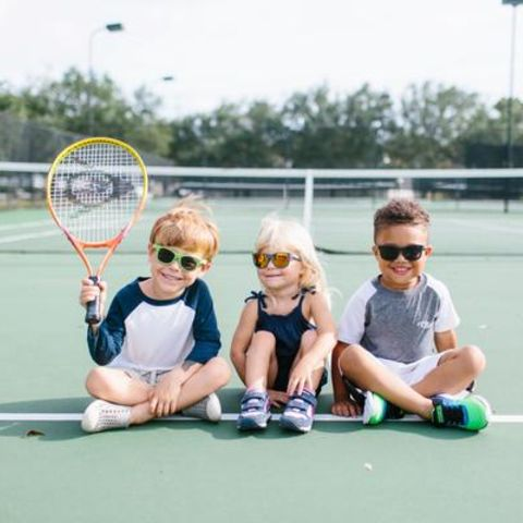 Tips for getting children to wear sunglasses