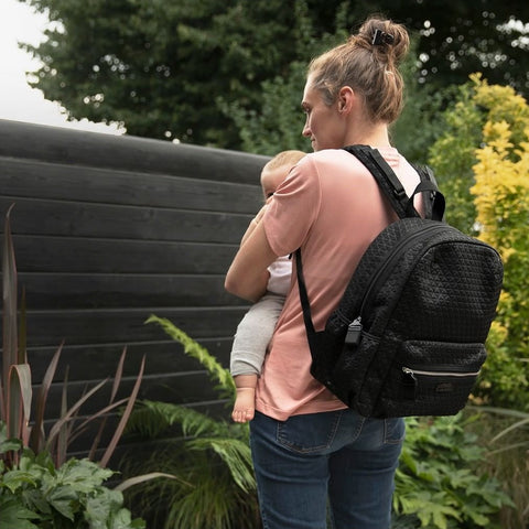 Babymel Luna Ultra Lite Changing Bag Parent Review