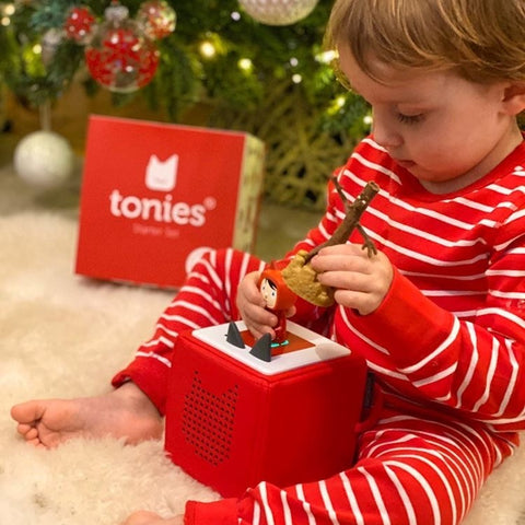 Parent Approved Review = Tonies Toniebox 4
