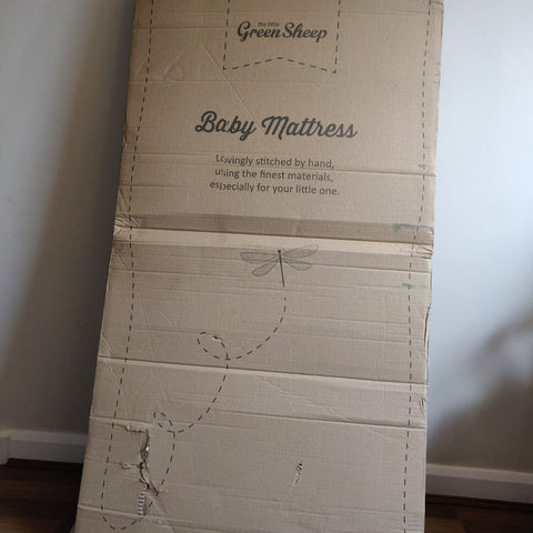 The Little Green Sheep Natural Twist Mattress Review