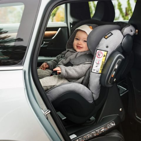 A beginners guide: What stage car seat do you need when?
