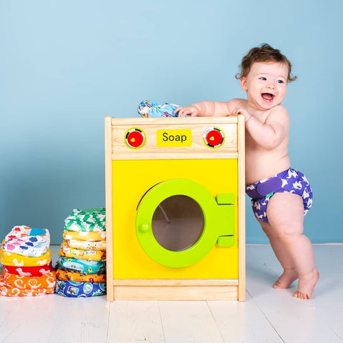 How to make the switch from disposable to cloth nappies
