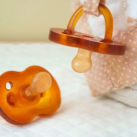 Natural Rubber Pacifiers