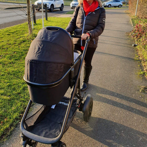 Parent Approved Review = Phil & Teds Voyager 3