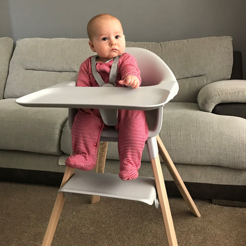 Parent Approved Review = Stokke Clikk Highchair 1