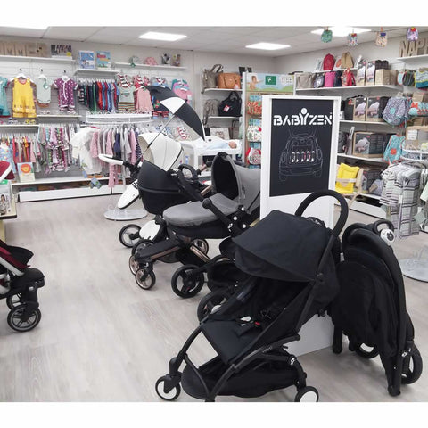 Adventures of A Mum Blog - Pushchairs