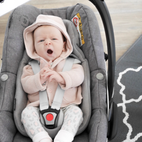 Parent Approved Review = Maxi-Cosi Pebble Plus i-Size Car Seat