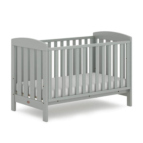 Boori Alice Cot Bed - Pebble