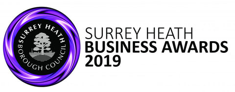 Natural Baby Shower wins Surrey Heath Business Award