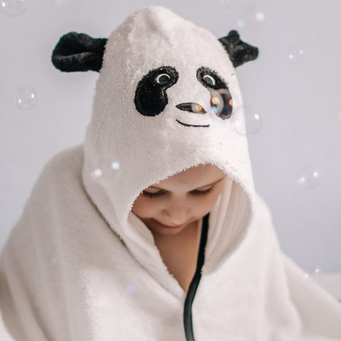 Cuddledry Hooded Towel = Parent Approved 3