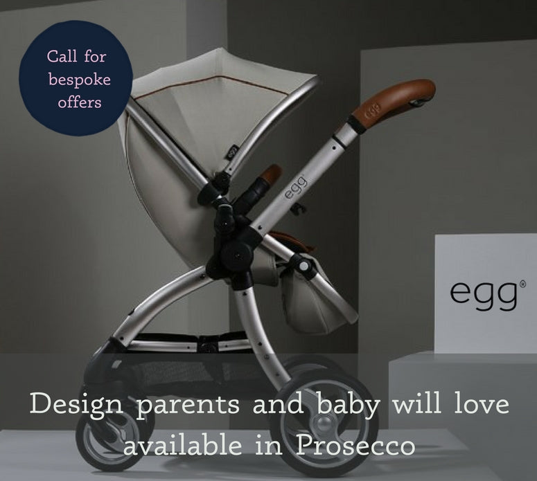 Top brand pushchairs - egg
