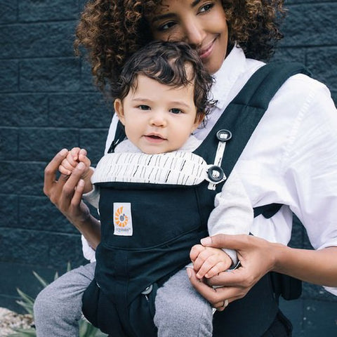 baby wrap vs baby carrier