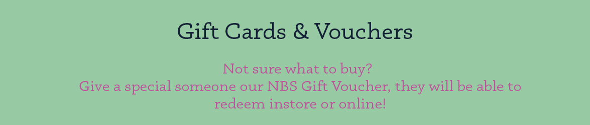 Gift Vouchers Cards Natural Baby Shower
