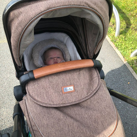 Silver Cross Pacific Autograph Pushchair Review