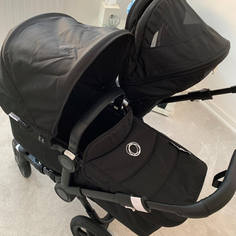 Parent Approved Review = Bugaboo Donkey3 1