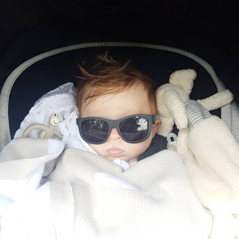 Babiators Black Ops Baby Sunglasses at Natural Baby Shower