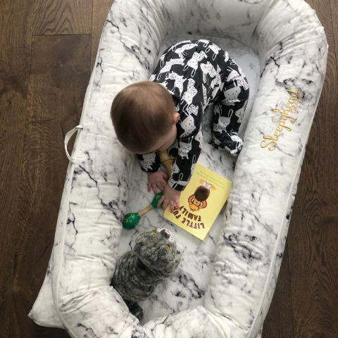 Parent Approved Review = Sleepyhead Grand Pod