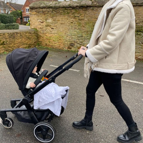 Parent Approved Review = Joolz Hub+ Pushchair 1