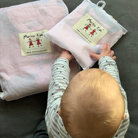 Parent Approved Review = Merino Kids Pyjamas & Go Go Bag 2