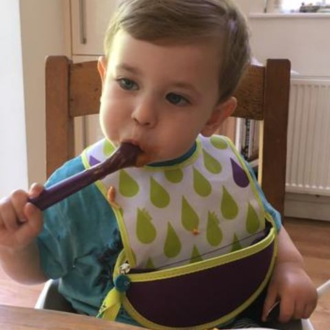Parent Approved Review = B.box Travel Bib 2