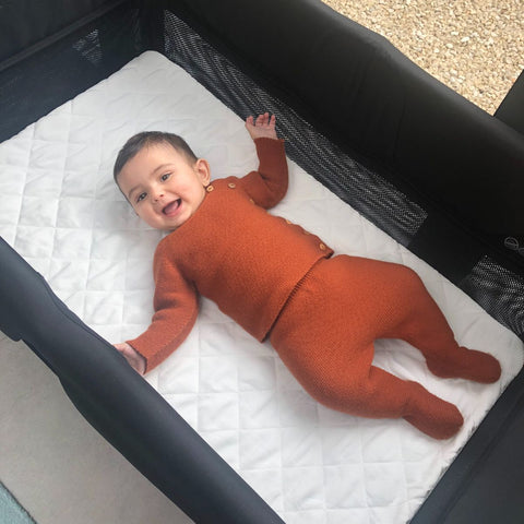 Bugaboo Stardust Travel Cot Review