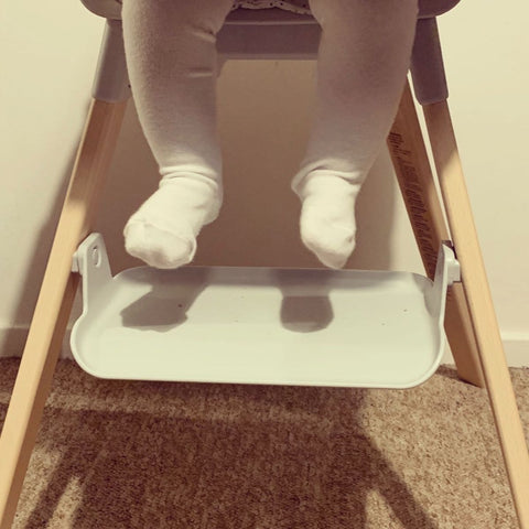 Parent Approved Review = Stokke Clikk Highchair 3