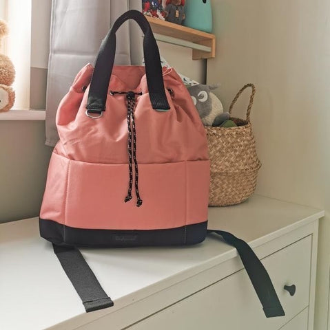 Babymel Top 'n' Tail Eco Changing Bag Review