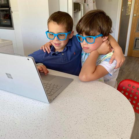 Parent Approved Review = Babiators Blue Light Screen Savers Review 2