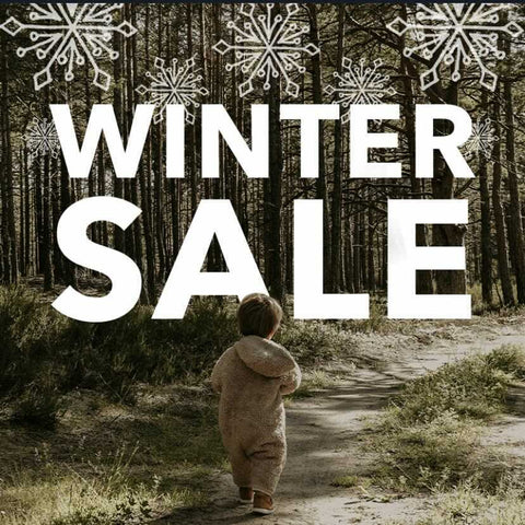 Natural Baby Shower Winter Sale