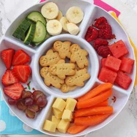 Lunch box ideas for fussy little eaters