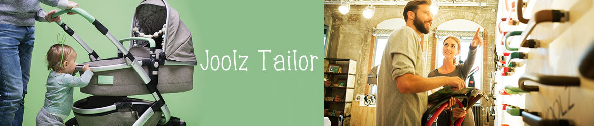 Joolz Tailor Banner