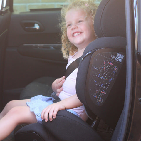 Silver Cross Discover Car Seat Parent Review