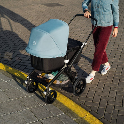 Comparing Bugaboo Pushchairs