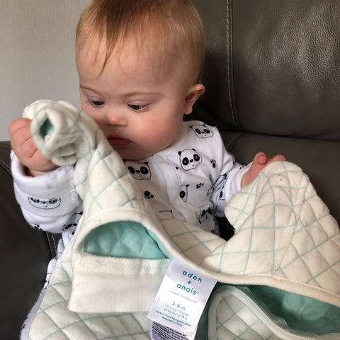 aden + anais Snug Fit Sleeping Bag parent review
