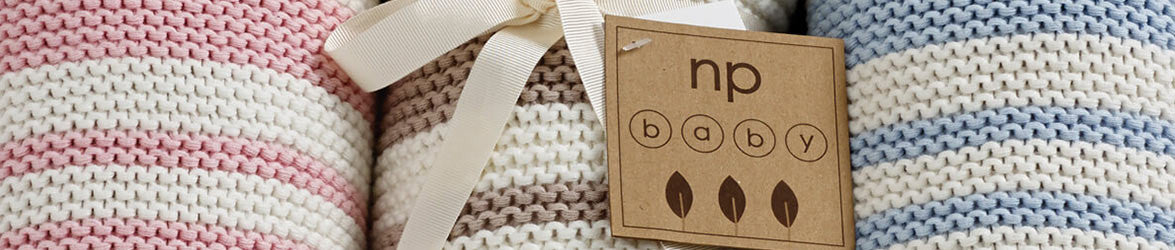 Natures Purest Blankets & Bedding Banner