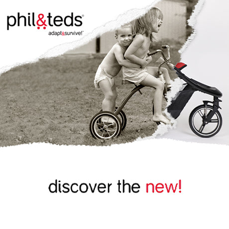 Discover the new phil&teds and get inline®!