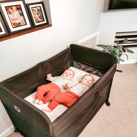 Parent Approved Review = Bugaboo Stardust Travel Cot 2