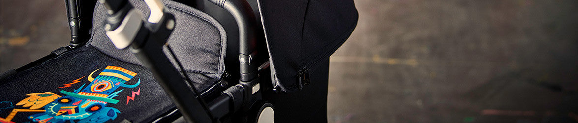 Pushchair Accessories Banner
