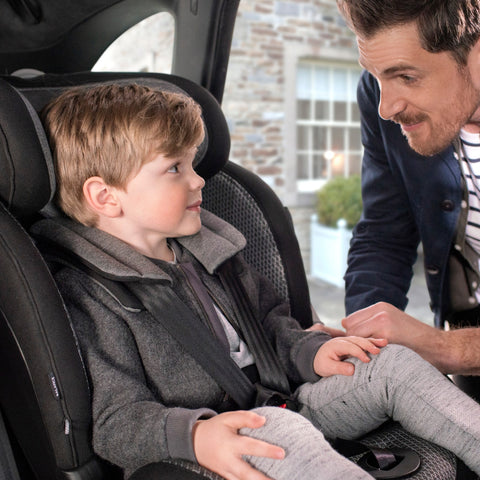 When to chance your child's car seat