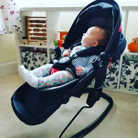 Phil&Teds Dash Pushchair Review
