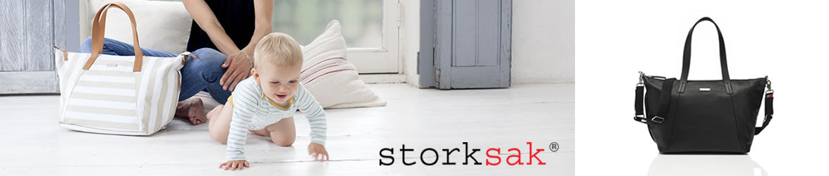 Storksak Collection Banner