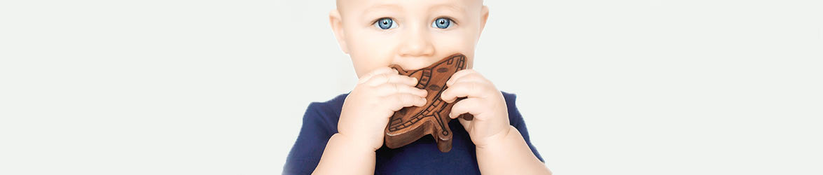 Teething Aids Banner