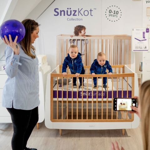 Snüz teams up with Natural Baby Shower to launch new products
