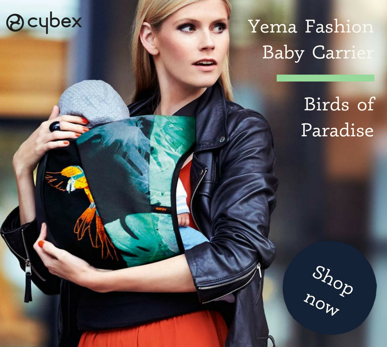 Cybex Yema Birds of Paradise
