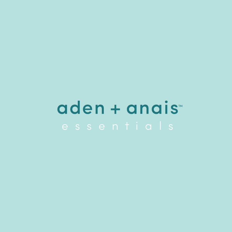 aden + anais Essentials logo