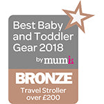 Best Baby & Toddler Travel Stroller over £200 2018