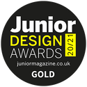 Award junior design awards 20 21 gold
