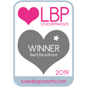 Award loved by parents best ethical brand 2019